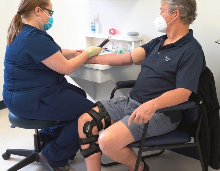 Estero Knee Pain