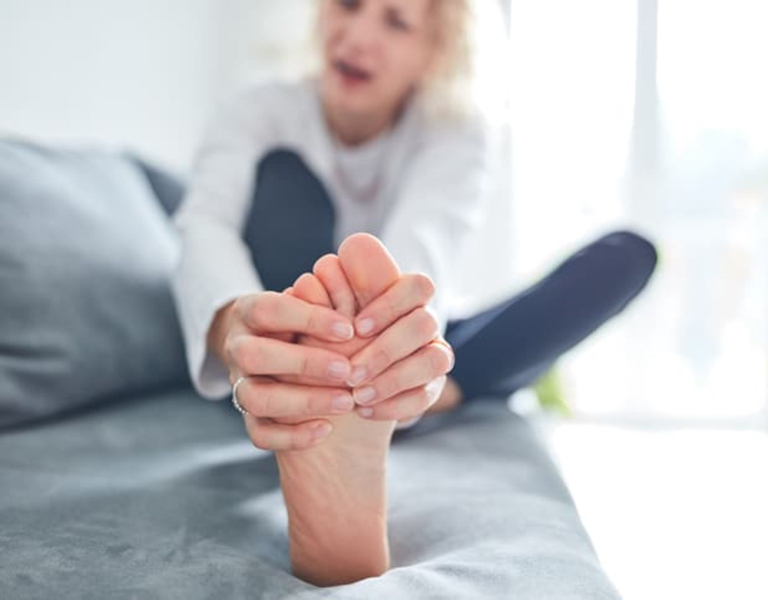 Foot Pain in Estero Florida