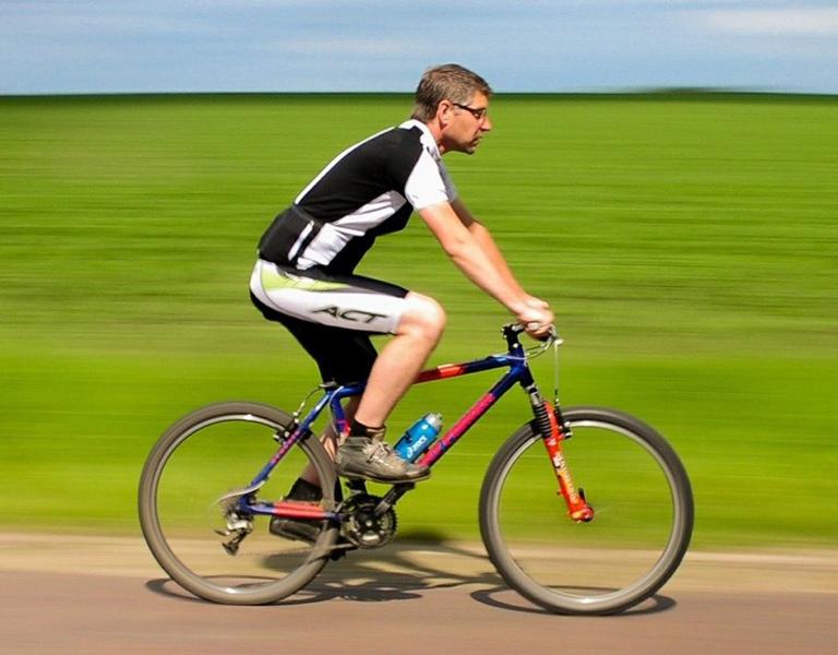 Biking in Estero