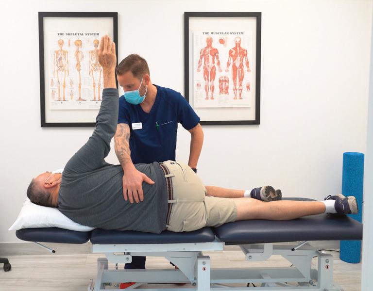 Diagnosing Pain Estero