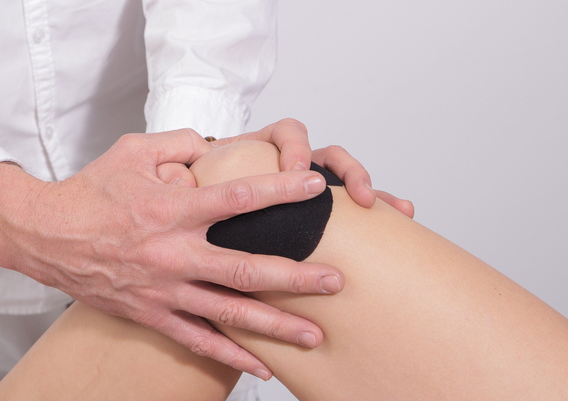 Knee Taping for Pain