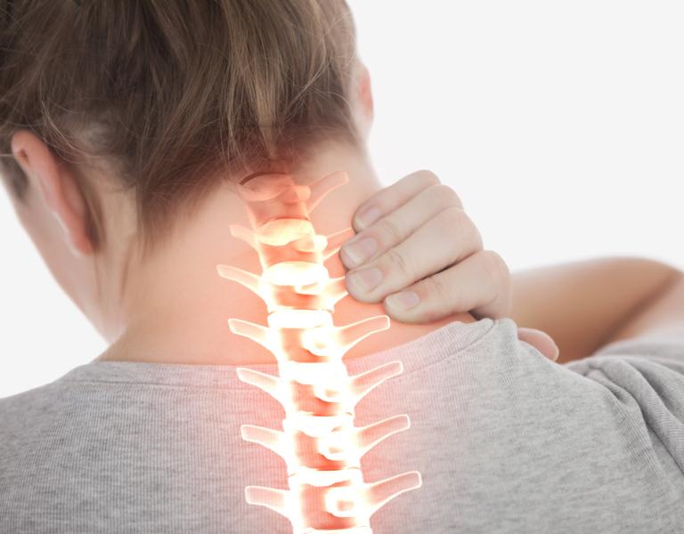 Spinal neck pain Estero